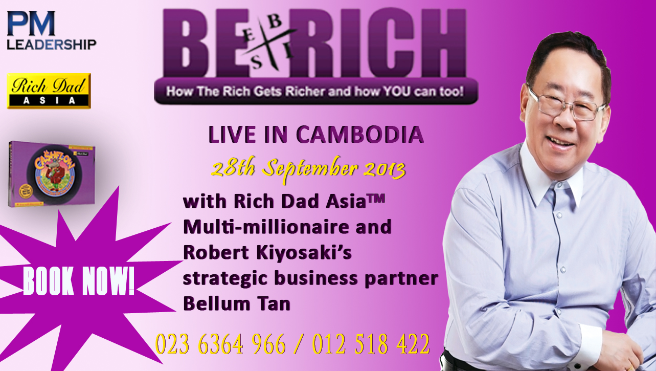 Rich Dad Asia Live